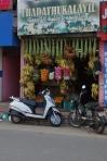 Vendeur de fruits
