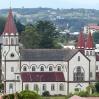 L'église catholique date de 1913