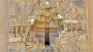 Les murs en adobe ont tout de même bien résisté au temps
