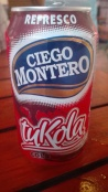 La boisson locale! le cola cubain!